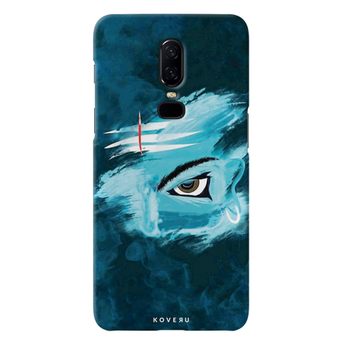Lord Shiva Cover Case for OnePlus 6