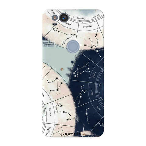 Aesthetic Astrology Cover Case for Google Pixel 2