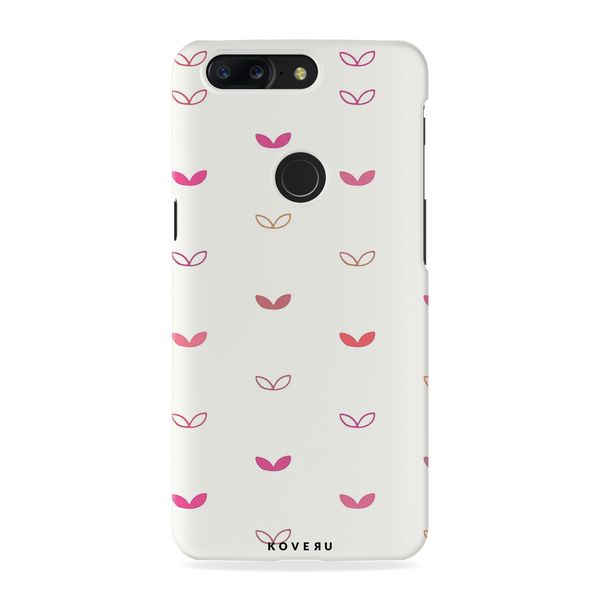 Heart Pattern Cover Case for OnePlus 5T