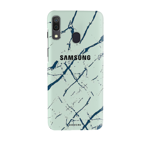 Blue Marble Cover Case for Samsung Galaxy A20