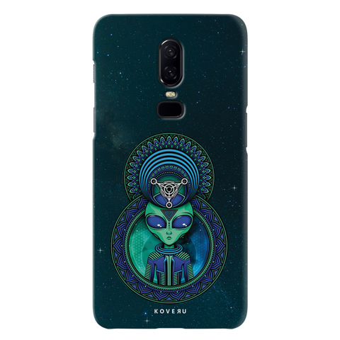 Alien Cover Case for OnePlus 6