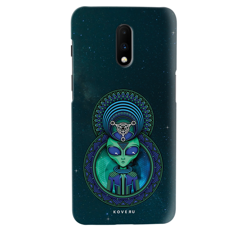 Alien Cover Case for OnePlus 7
