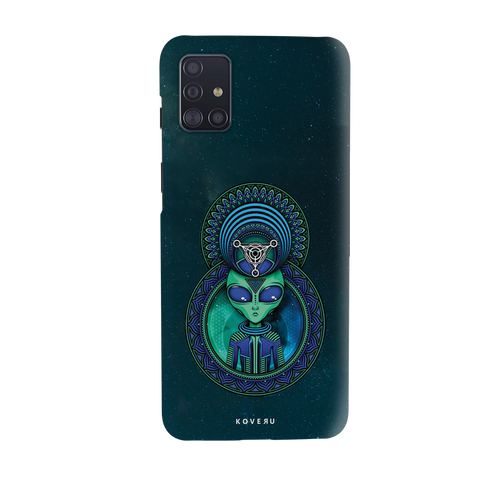 Alien Cover Case for Samsung Galaxy A51