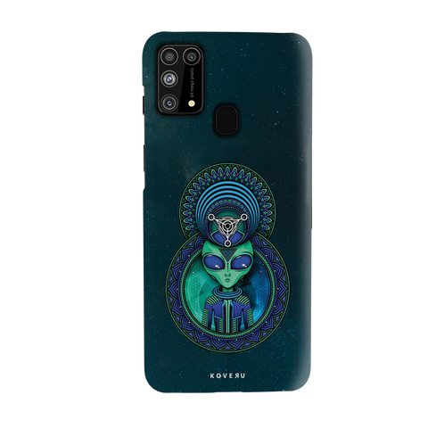 Alien Cover Case for Samsung Galaxy M31
