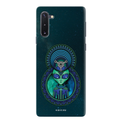 Alien Cover Case for Samsung Galaxy Note 10