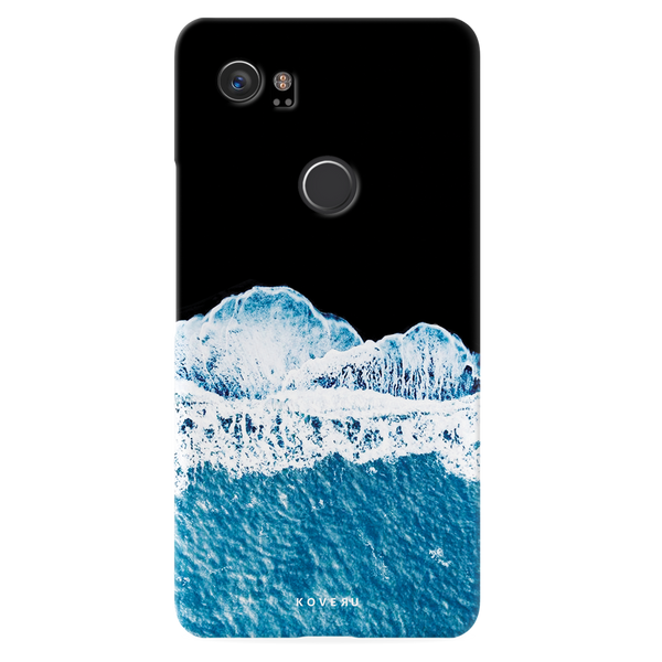 Sea Waves Cover Case for Google Pixel 2 XL