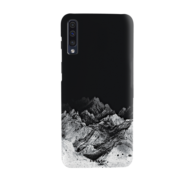 Night Mountains Cover Case for Samsung Galaxy A70