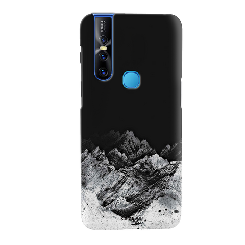 Night Mountains Cover Case for Vivo V15