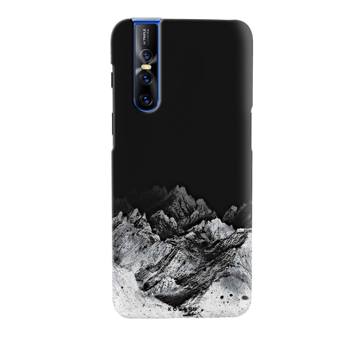 Night Mountains Cover Case for Vivo V15 Pro