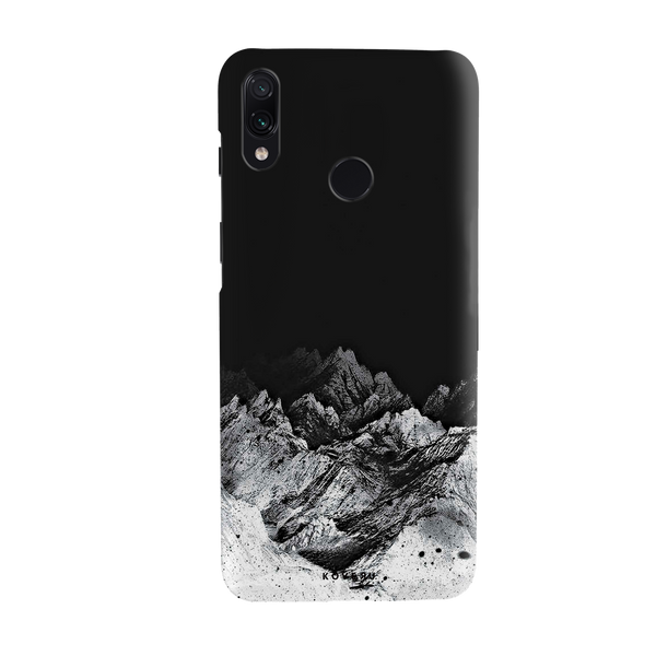 Night Mountains Cover Case for Redmi Note 7 Pro
