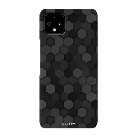 Hexagon Pattern Cover Case for Google Pixel 4 XL
