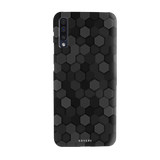 Hexagon Pattern Cover Case for Samsung Galaxy A70