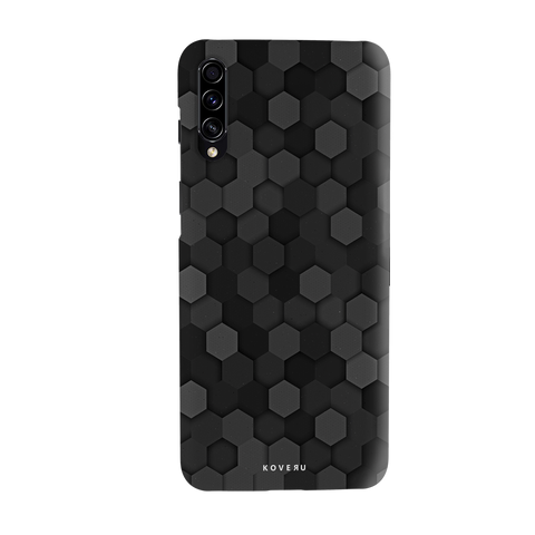 Hexagon Pattern Cover Case for Samsung Galaxy A70S