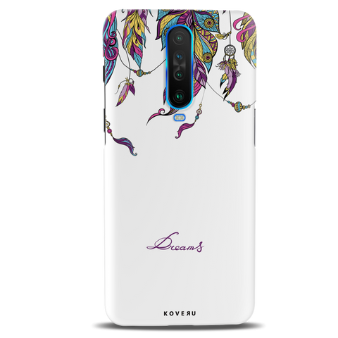 Dreams Cover Case for Poco X2