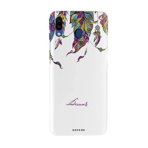 Dreams Cover Case for Samsung Galaxy M20