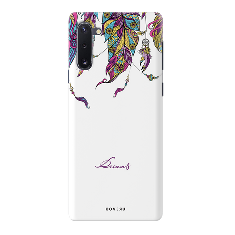 Dreams Cover Case for Samsung Galaxy Note 10