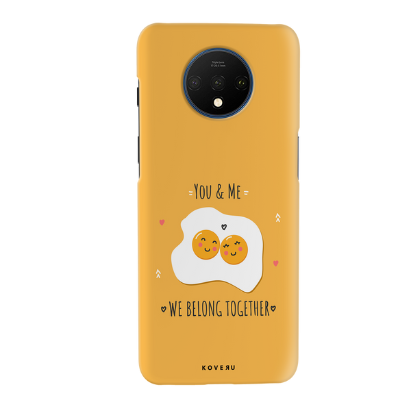 Belong Together Cover Case for OnePlus 7T