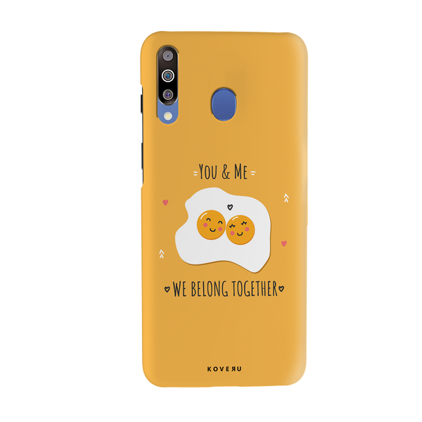 Belong Together Cover Case for Samsung Galaxy M30