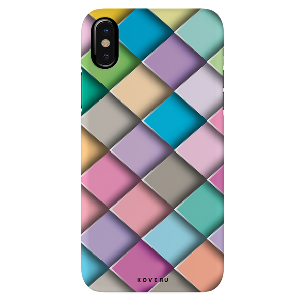 Paradise of colors Cover Case for iPhone XS