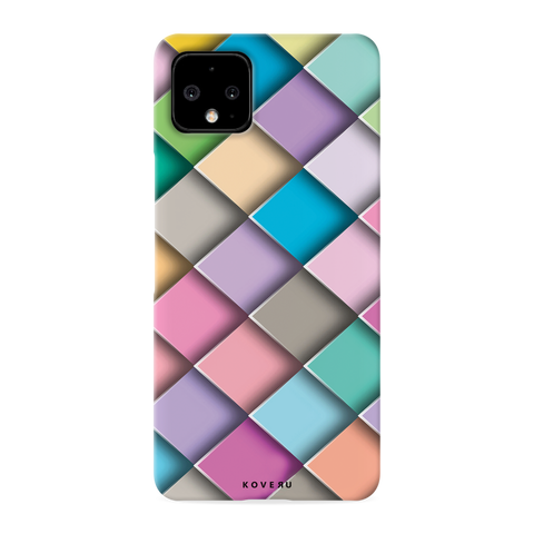 Paradise of colors Cover Case for Google Pixel 4