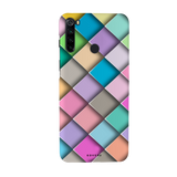 Paradise of colors Cover Case for Redmi Note 8