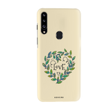 Petals Love Cover Case for Samsung Galaxy A20S