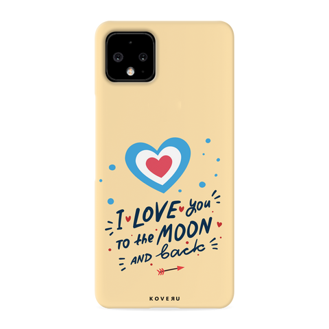 Essence of Heart Cover Case for Google Pixel 4