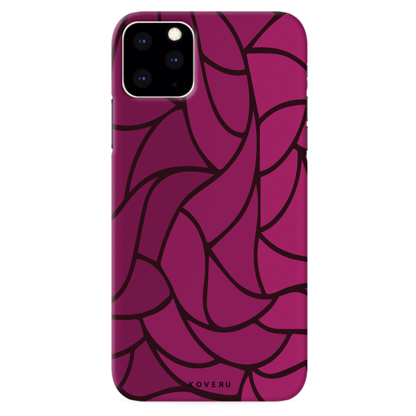 Summer Pink Blossom Cover Case for iPhone 11 Pro Max