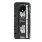Sony Vintage Cassette Cover Case for OnePlus 7T