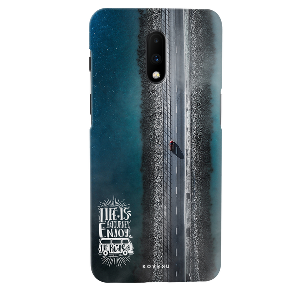 Just Keep Going Cover Case for OnePlus 7