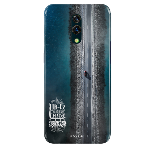 Just Keep Going Cover Case for Oppo K3