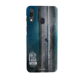 Just Keep Going Cover Case for Samsung Galaxy A30