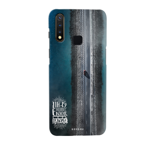 Just keep Moving Cover Case for Vivo U20