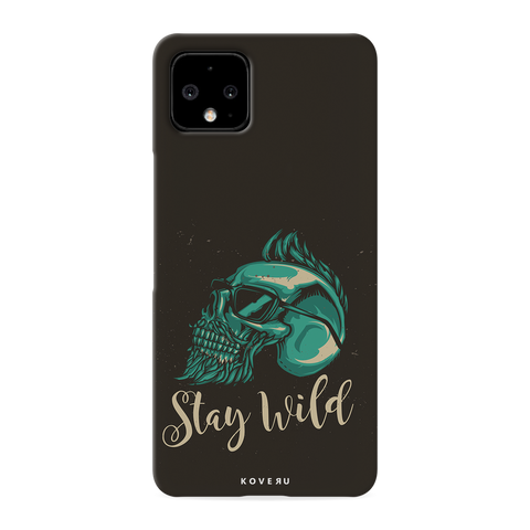 Stay Wild Cover Case for Google Pixel 4