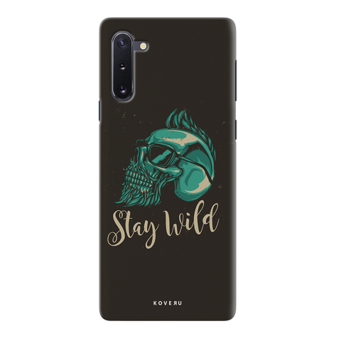 Stay Wild Cover Case for Samsung Galaxy Note 10