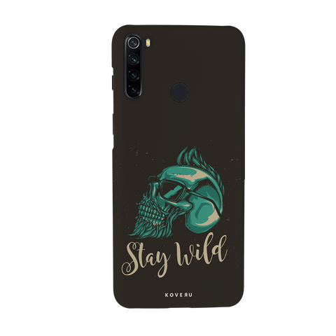 Stay Wild Cover Case for Redmi Note 8