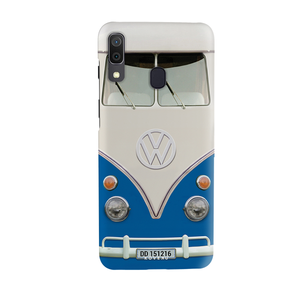 Volkswagon Hippie Camper Cover Case for Samsung Galaxy A20