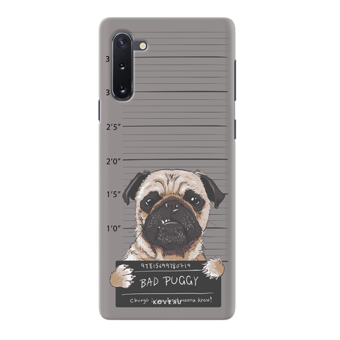 Bad Pug Cover Case for Samsung Galaxy Note 10