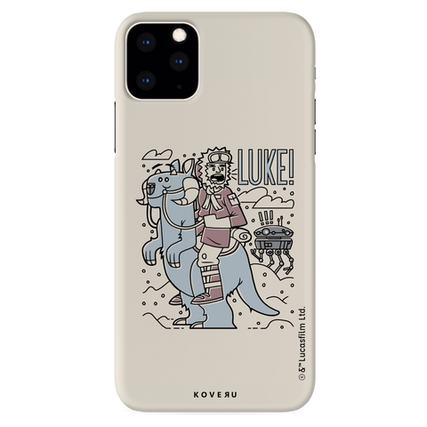 Luke On A Tauntaun Cover Case For iPhone 11 Pro