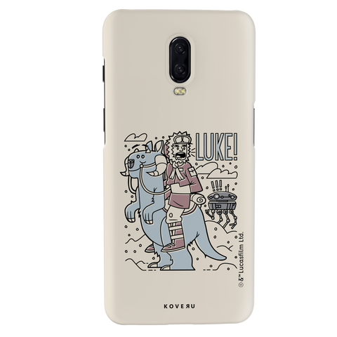 Luke On A Tauntaun Cover Case For OnePlus 6T