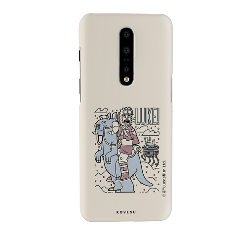 Luke On A Tauntaun Cover Case For OnePlus 7 Pro