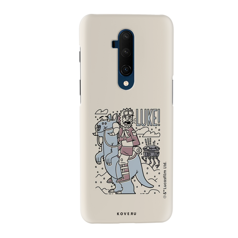 Luke On A Tauntaun Cover Case For OnePlus 7T Pro