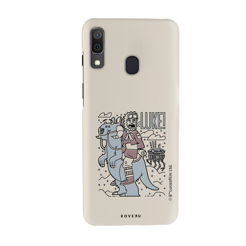 Luke On A Tauntaun Cover Case For Samsung Galaxy A20