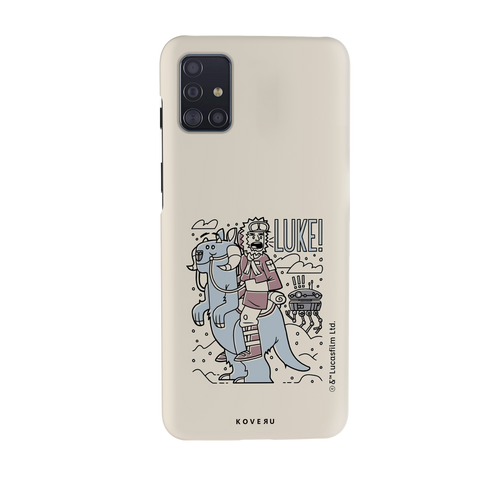 Luke On A Tauntaun Cover Case For Samsung Galaxy A51