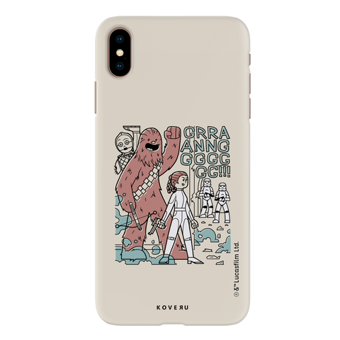 The First Resistance Cover Case For iPhone XS Max