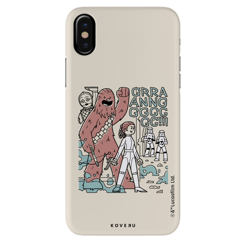 The First Resistance Cover Case For iPhone XS