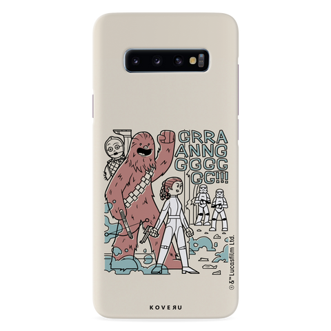 The First Resistance Cover Case For Samsung Galaxy S10