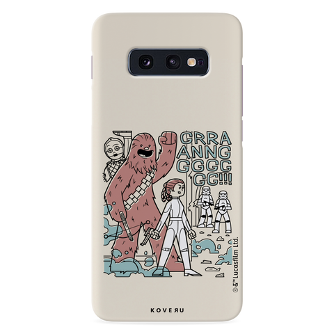 The First Resistance Cover Case For Samsung Galaxy S10E