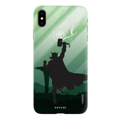 Thor - The God of Thunder Cover Case For iPhone XS Max