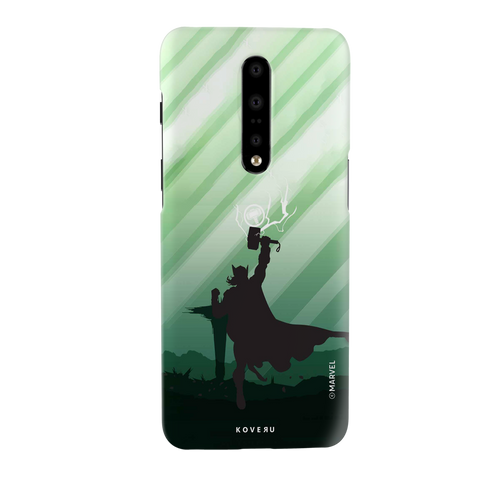 Thor - The God of Thunder Cover Case For OnePlus 7 Pro